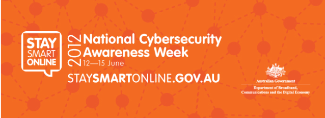 Cyber Security Week June 12-15